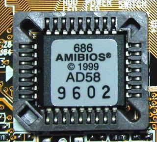 Sekilas Mengenal BIOS Komputer