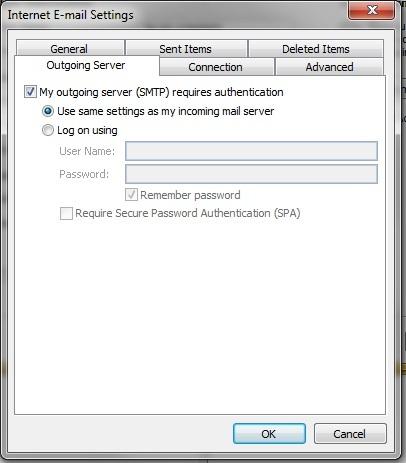 Manual Outlook Widyatama Mail 4