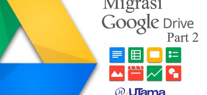 Migrasi Data Google Drive Ke Akun Lain Part 2