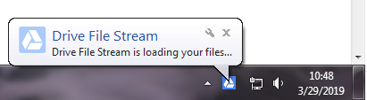 google drive file stream 3