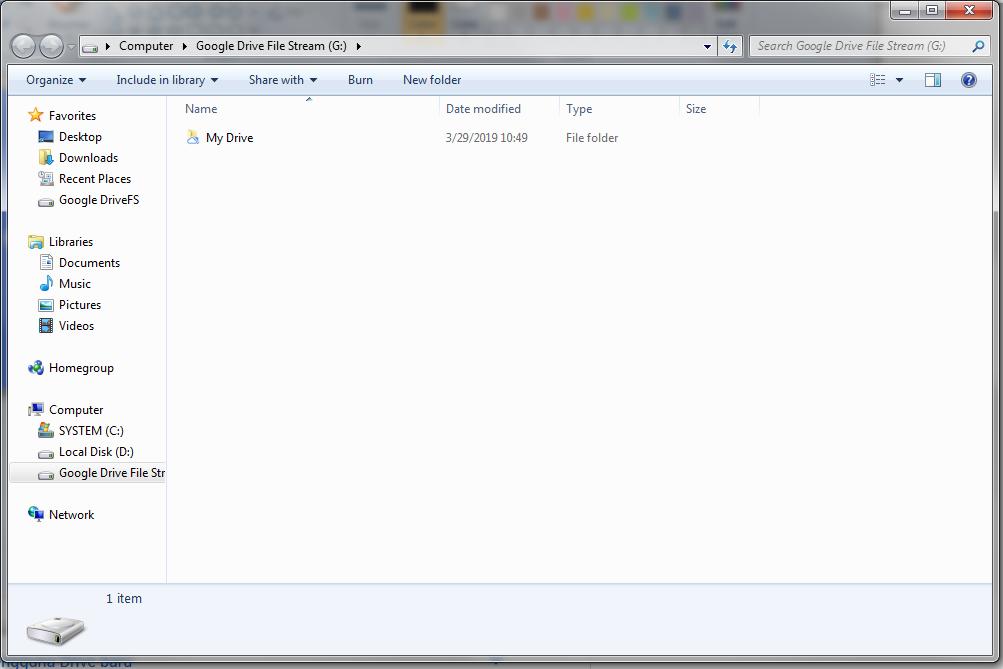 google drive file stream 6