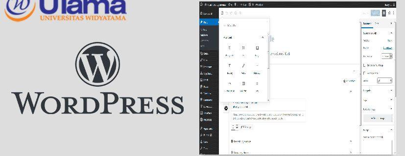 Update Terbaru WordPress 5.0 +