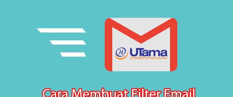 Cara Membuat Filter Email